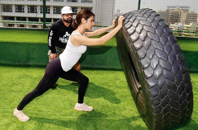 Fatima Sana Shaikh's physical fitness ideas, diet plan and a lot more!