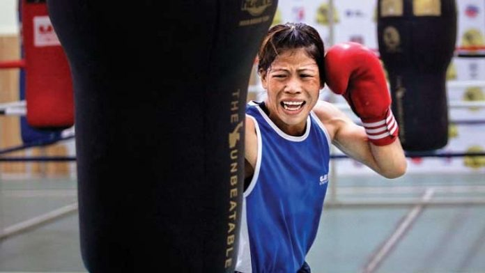 Mary Kom Fitness Secrets, Fitness Tips and Workout