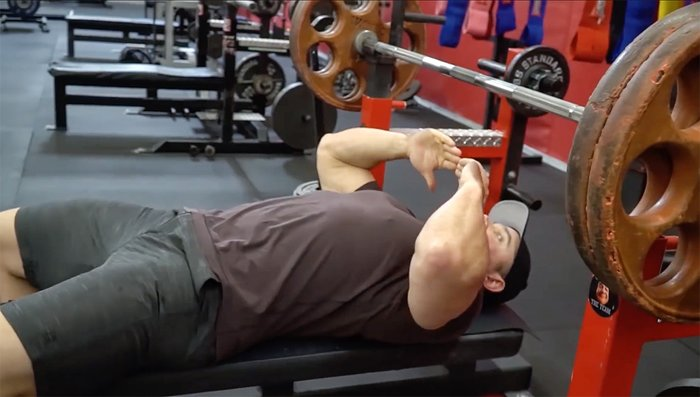 Heavy Bench Day? You Need Mark Bell's Self-UnrackGuide