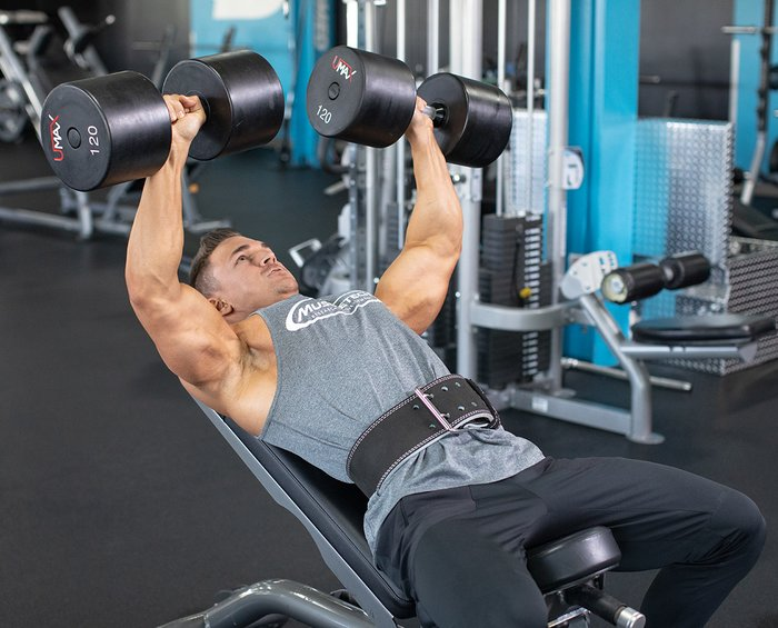 One Tip To Transform Your Incline Bench Press