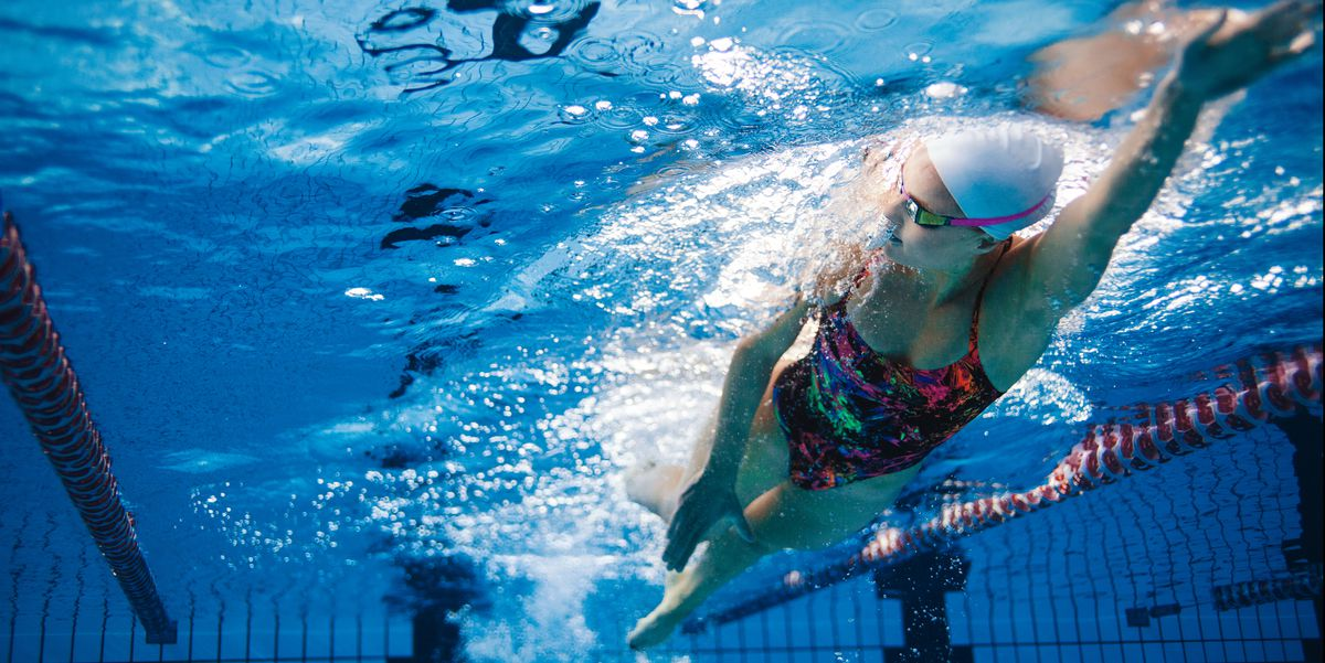 Does Swimming for Weight Loss Work?