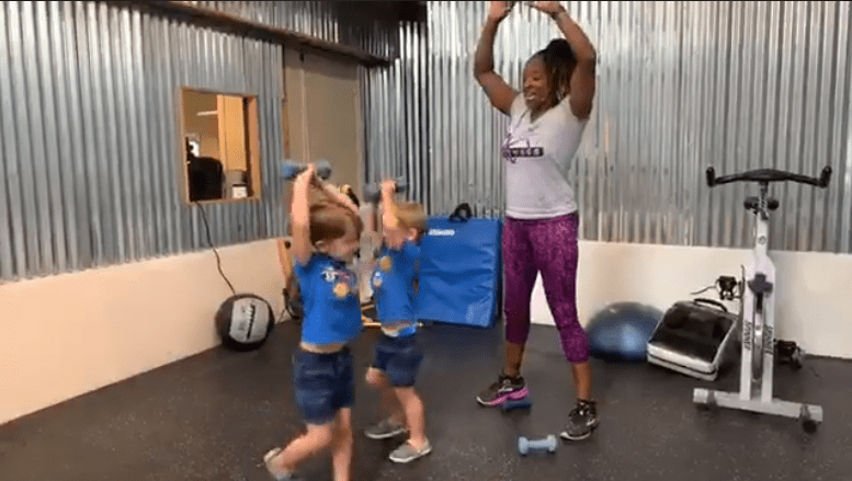 PHYSICAL FITNESS FRIDAY: Fighting Childhood Obesity; workouts and physical fitness suggestions