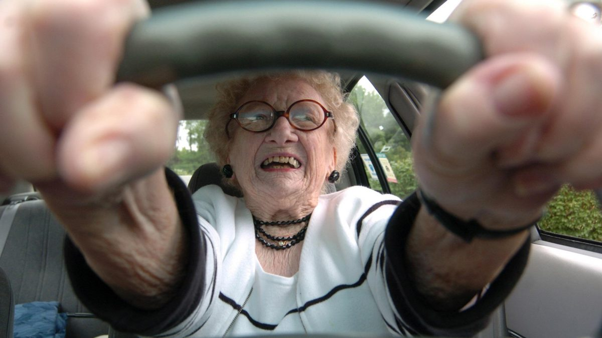Tips for driving securely into the golden years