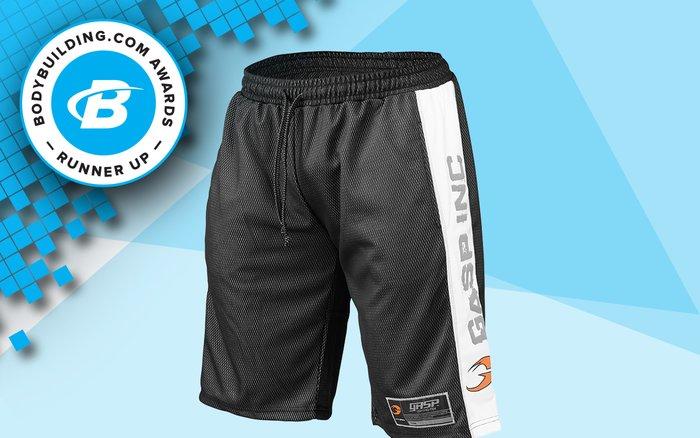 GASP: #1 Mesh Shorts