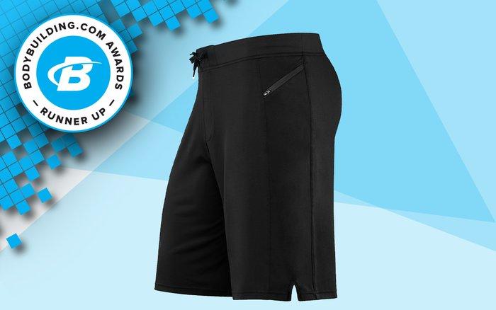 Hylete: Mens Vertex II Flex-Knit Zip Pocket Shorts