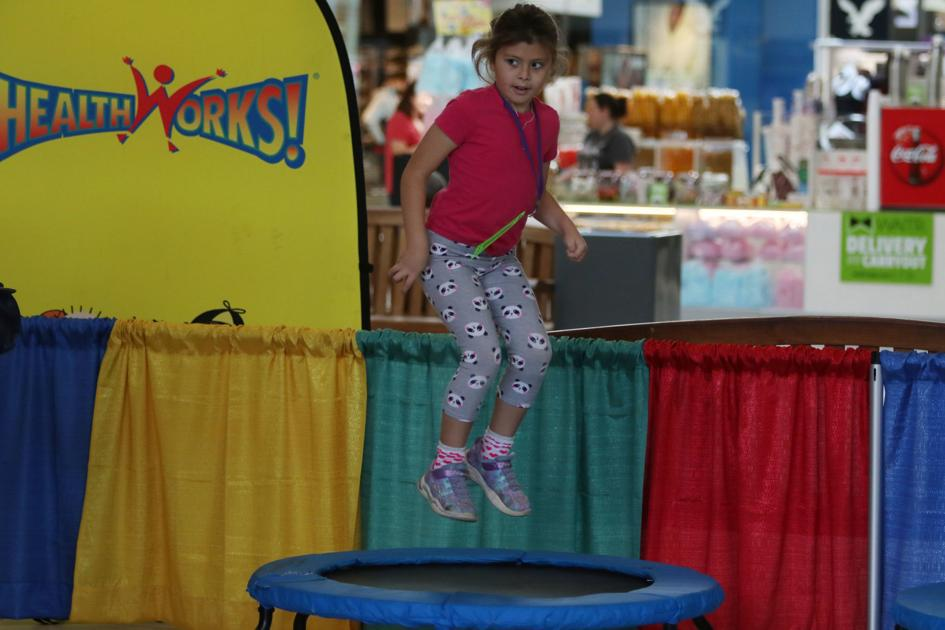 Annual Fitness Fest teaches kid workout, healthy consuming suggestions|News