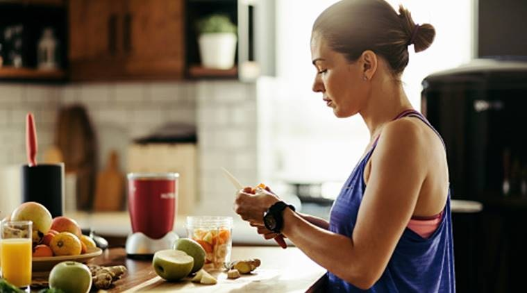 fitness nutrition, what to have during the day, protein foods, carbs, fuelling right before, recovery, nmami agarwal, nutrition tips, indianexpress.com, indianexpress,