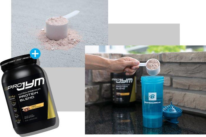 JYM Supplement Science Pro JYM Powder