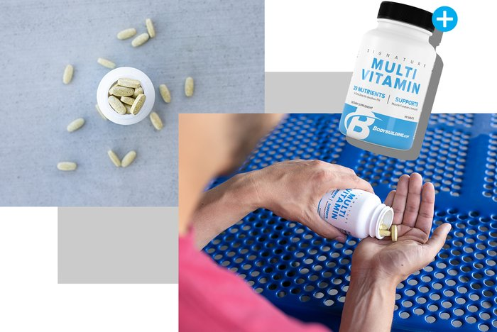 Vitamins and Supplements for Overall Health and Wellness