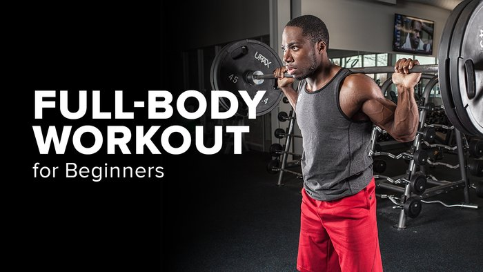 Full-Body Workout for Beginners