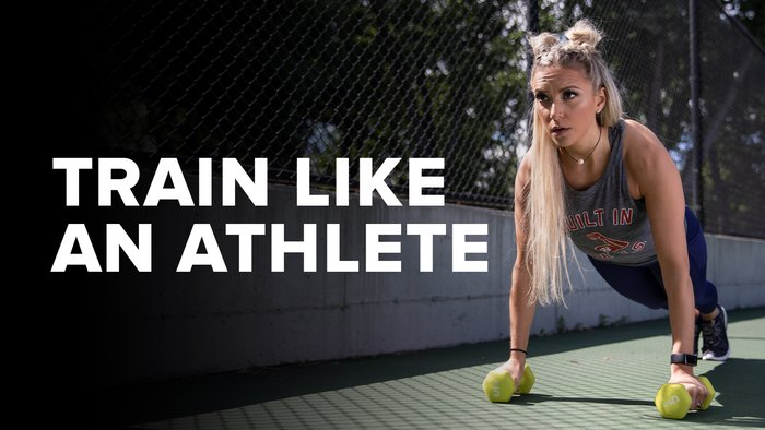 Train Like an Athlete