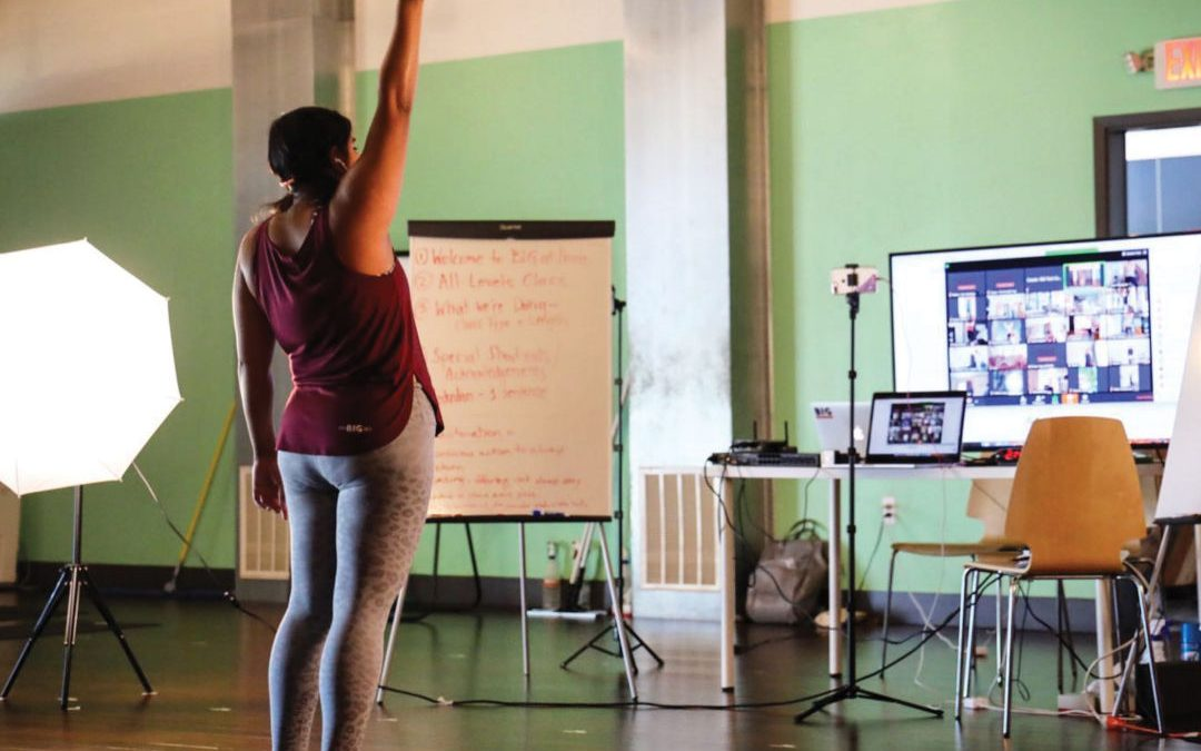 Our Favorite Virtual Fitness Classes