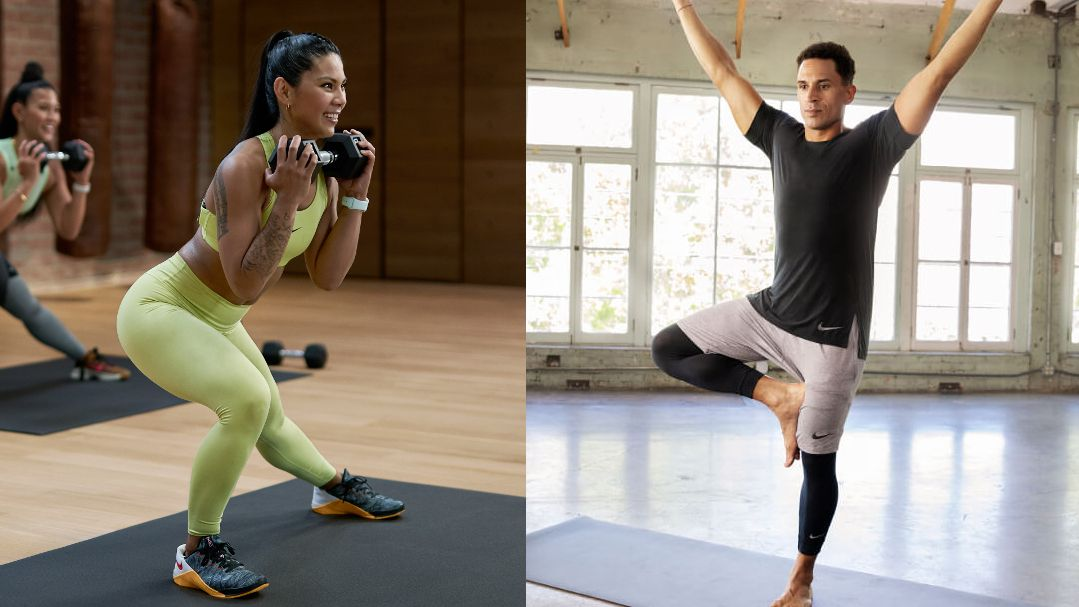 Apple Fitness Plus vs Nike Training Club: pick the very best exercise service for you