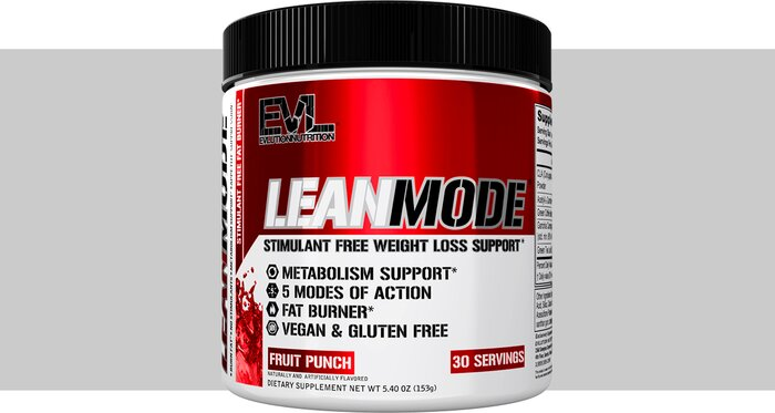 EVL LeanMode Weight-Loss support