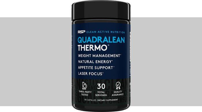 RSP Quadralean Thermogenic Fat Burner