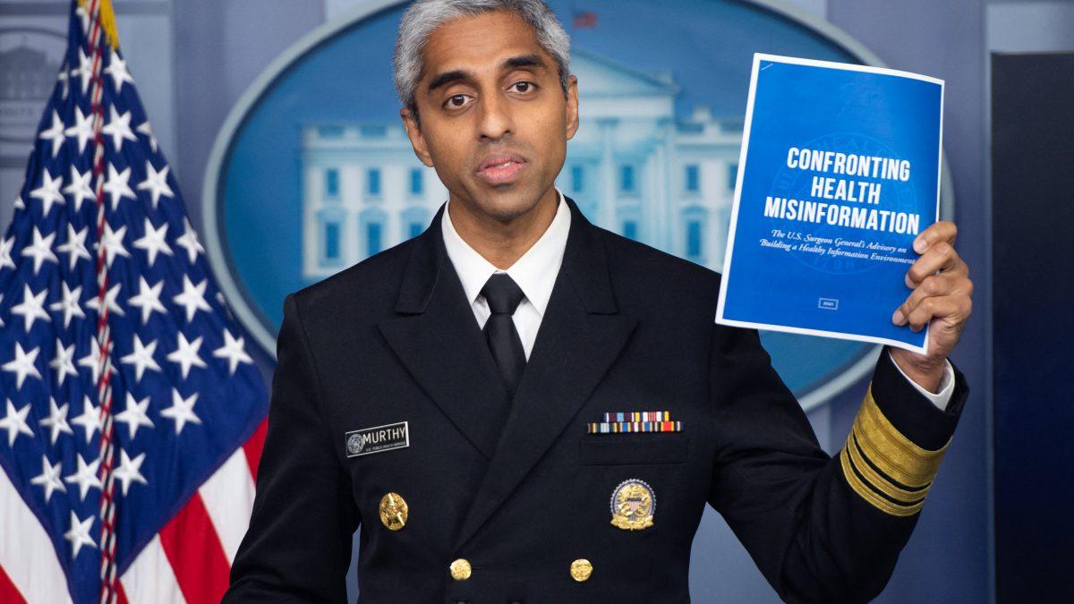 Surgeon basic prompts U.S. to eliminate versus Covid false information