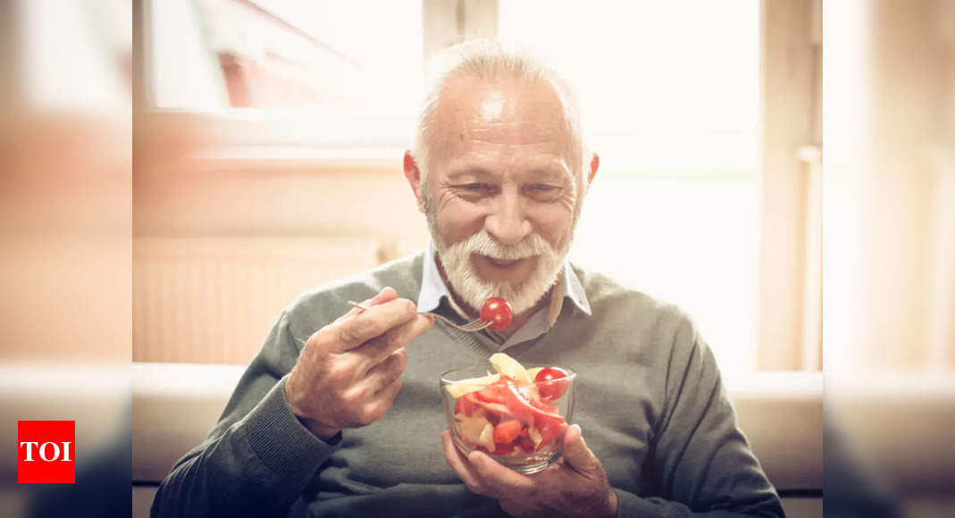 The right way to eat to live up to 100